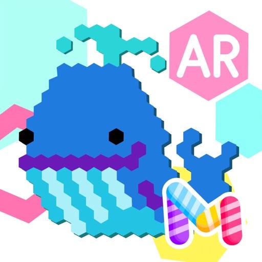 HexaParty - Hexel art for Kids