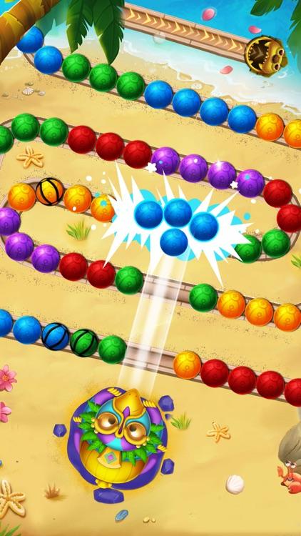 Bubble Shooter - Jungle Dash screenshot-0