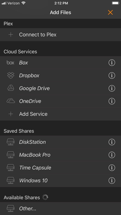 Infuse Pro 6 screenshot 5