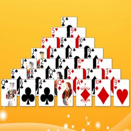 Pyramid Solitaire X