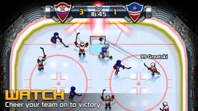 Big Win Hockey 2020 screenshot one