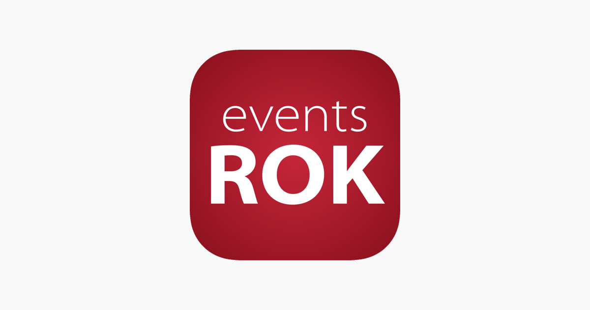 Events ROK on the App Store
