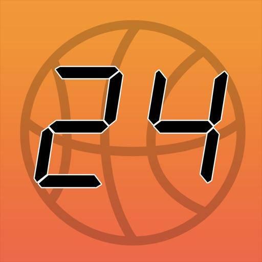 Basketball 24s/14s Shot Clock