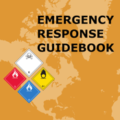 HazMat Reference and Emergency Response Guide icon