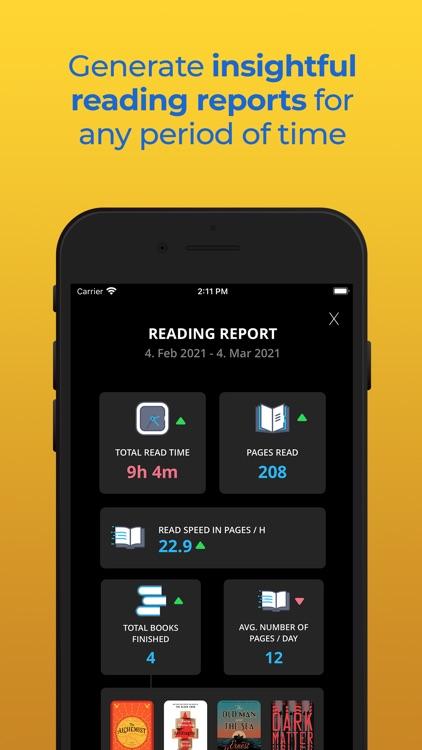 Bookly Track Books & Read More screenshot-6