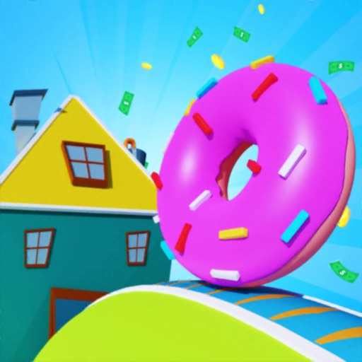 Idle Donut Factory