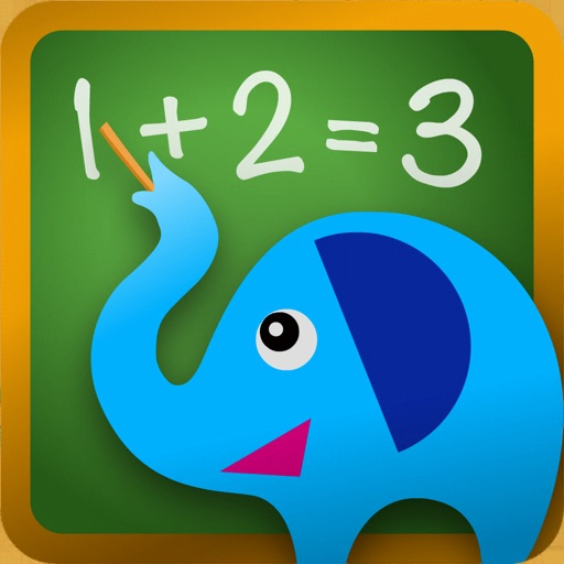 Math & Logic -Kids Brain Games