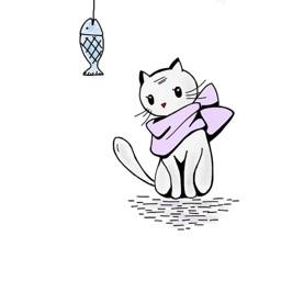 Cute Kitten Sketches