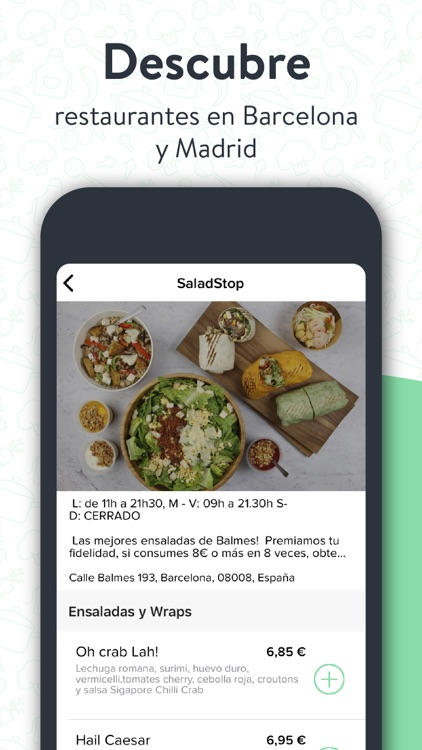 Mr Noow: Pedir en restaurantes screenshot-3