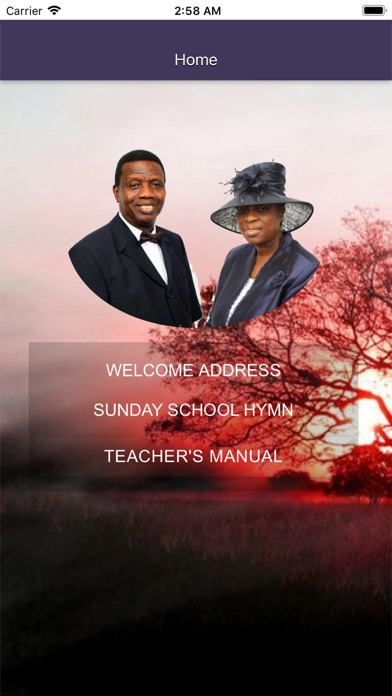 Screenshot for RCCG SSUK 2018 2019 TEACHER in United States App Store