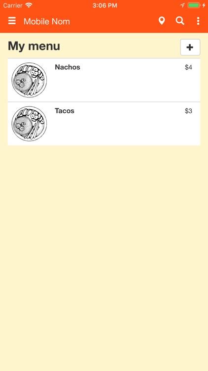 Mobile Nom - Food Truck Finder screenshot-9