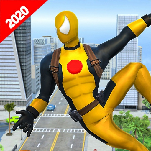 Marvelous Spider Hero City