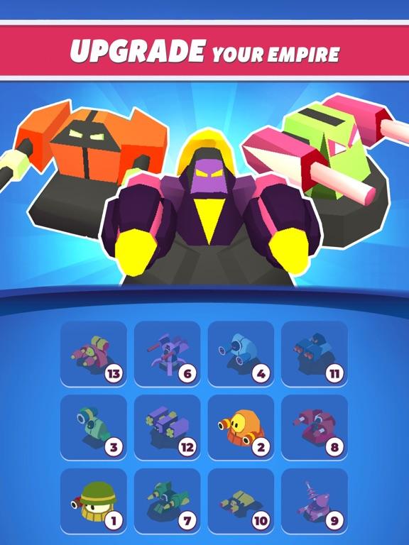 Merge Tower Bots screenshot 11