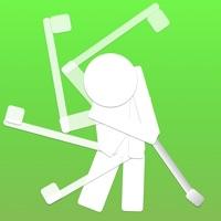 ゴルフスイング軌跡/弾道表示 - 残像ゴルフスイング apk