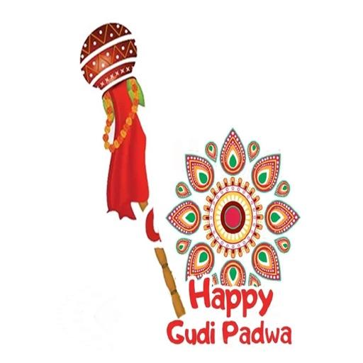 Gudi Padwa Sticker