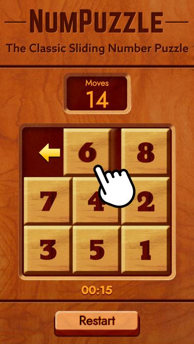 NumPuzzle : Number Puzzle screenshot 3