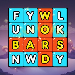 Word Bars : Stack the Words
