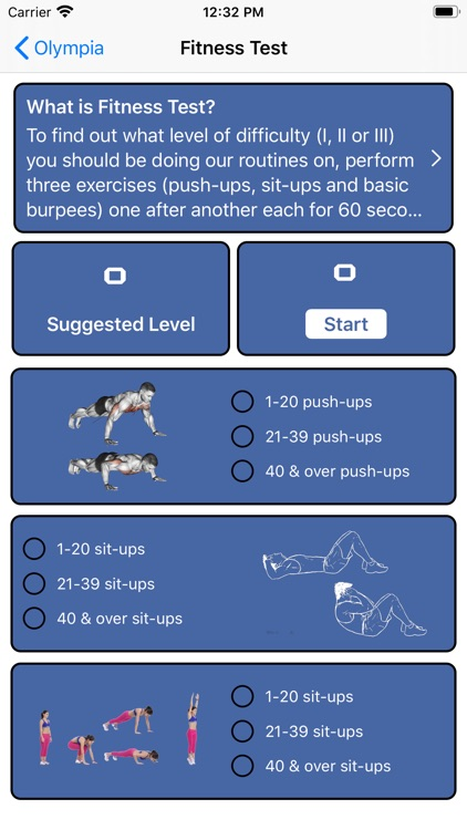 Olympia - Your Fitness Trainer screenshot-9