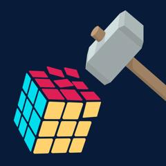 Flat Cube : 2D Cube Puzzle