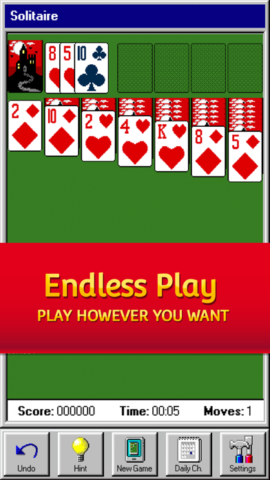 Solitaire 95: The Classic Game screenshot 3