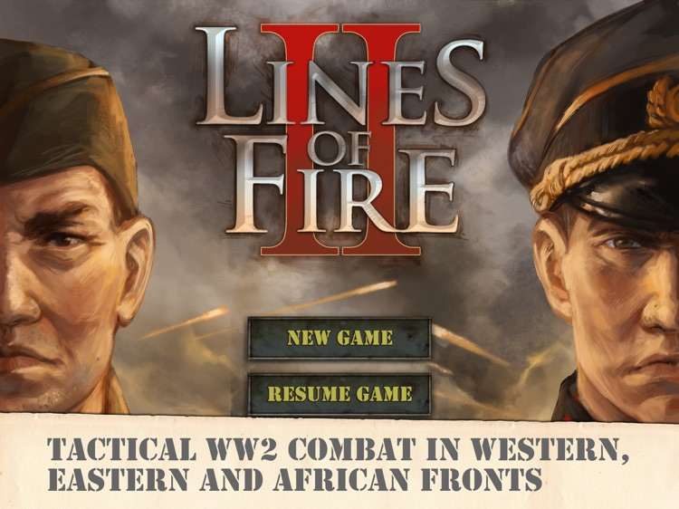 Lines of Fire 2 The Board Game