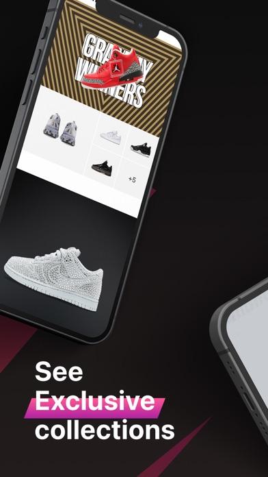 Wanna Kicks screenshot