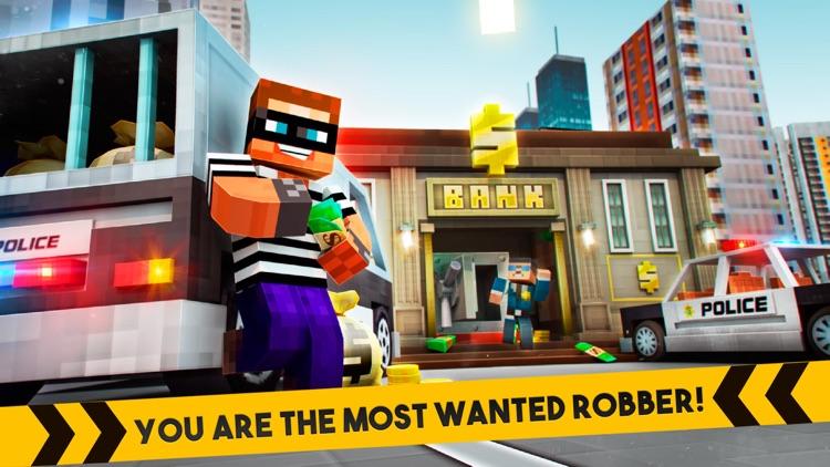 Robber Race Escape: Getaway!