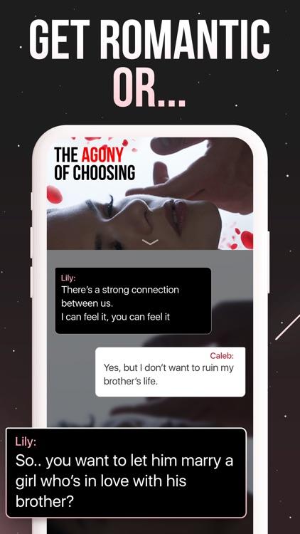 Thrill: Text Stories screenshot-3