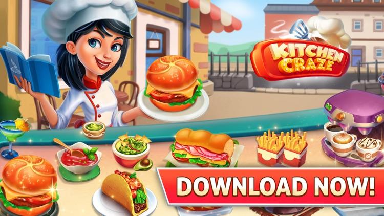 Kitchen Craze: Cooking Games screenshot-9