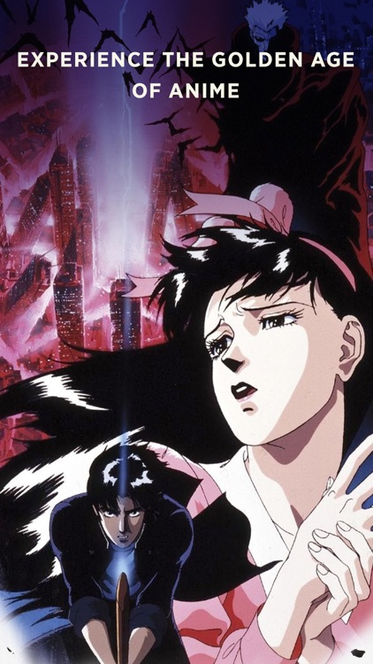RetroCrush - Classic Anime screenshot-5