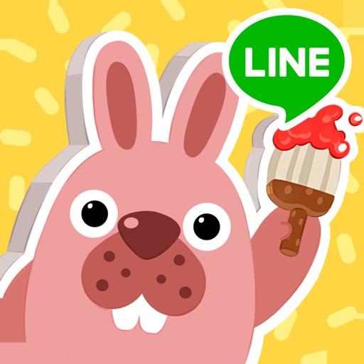LINE ポコパンタウン -PPT-