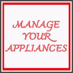 Manage Your Appliances