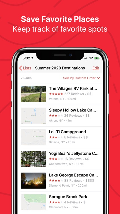 RV LIFE - RV GPS & Campgrounds screenshot-6