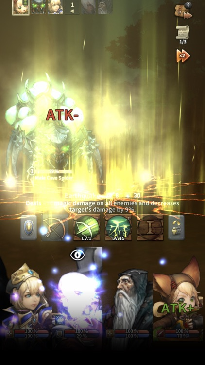 Chromatic Souls screenshot-9