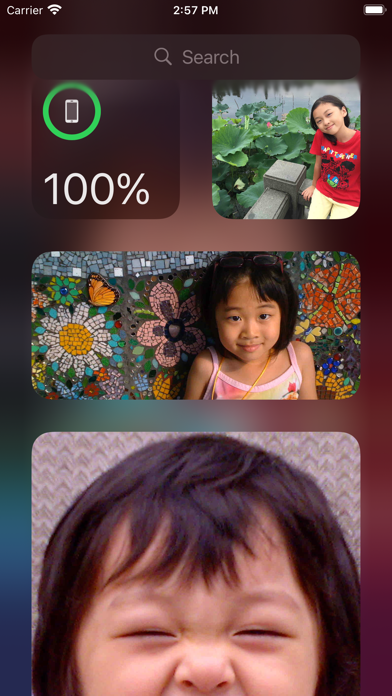 Memories: Photo Widget Screenshots