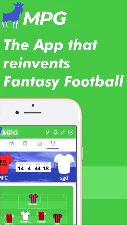 MPG Football screenshot-0