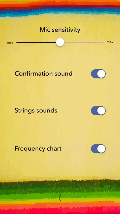 Charango Tuner Pro screenshot-3