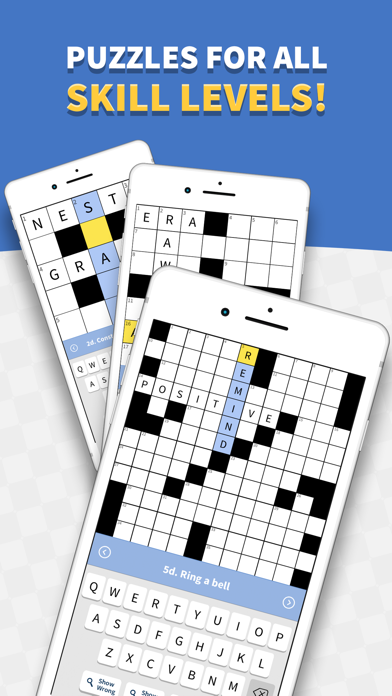 Daily Crossword Challenge Screenshot