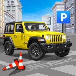 Car Parking 3D - Driving Games