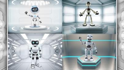 Merge Robots & Go To Mars! screenshot 3