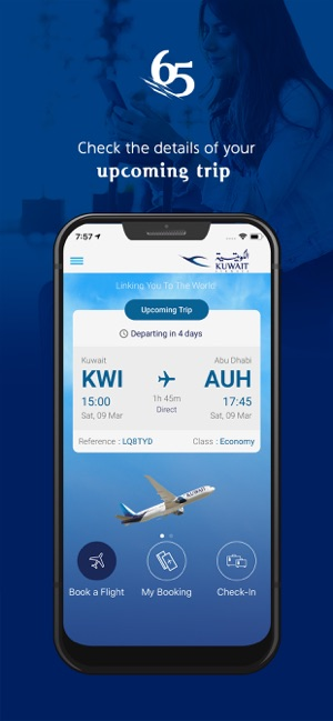 Kuwait Airways on the App Store