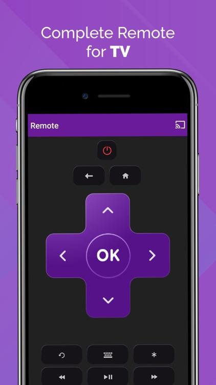 TV Remote - Universal Control