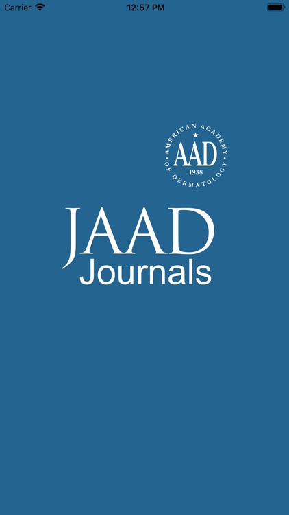 JAAD Journals screenshot-0