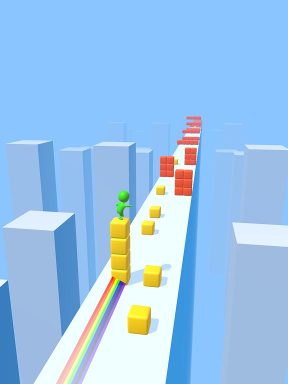 Cube Surfer! screenshot 10