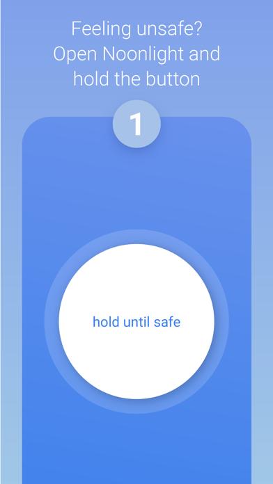 Noonlight: Feel Protected 24/7 Screenshot