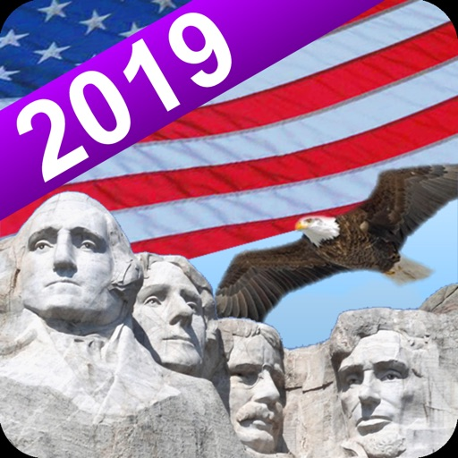 US Citizenship Test App 2019 iOS App