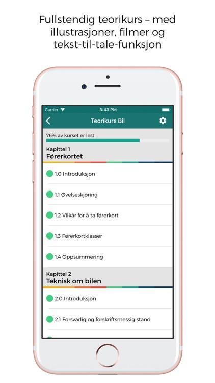 Teoritentamen.no screenshot-4
