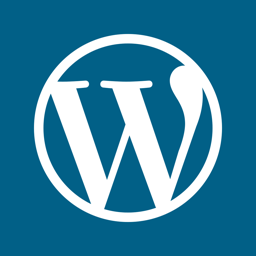 Ícone do app WordPress