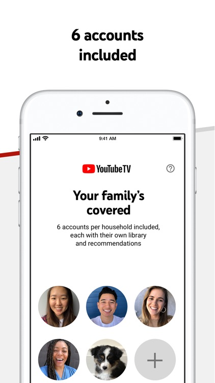 YouTube TV screenshot-4