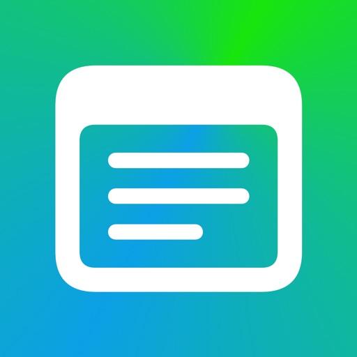Simple Notes Widget